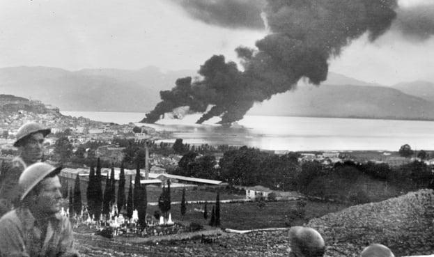 14 Σεπτεμβρίου 1944: Το τέλος της Γερμανικής κατοχής στ΄Ανάπλι