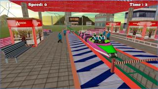 Hill Mountain Roller Coaster Mod Apk Latest Version