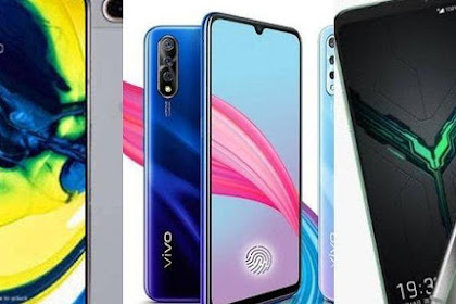 FULL Price & Specifications Vivo S1, Realme X, Samsung Galaxy A80, Xiaomi Black Shark in this month