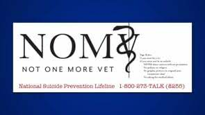 Veterinarian suicide rate should concern physicians who do euthanasia.