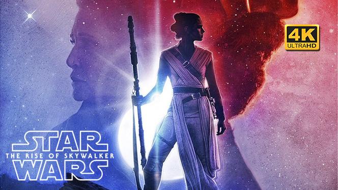 Star Wars: El ascenso de Skywalker (2019) 4K UHD 2160p Latino-Ingles
