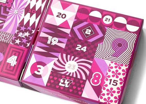 The Body Shop 24 Days Of Beauty Advent Calendar