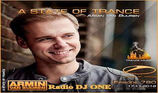 Mix in trance with Armin Van Buuren