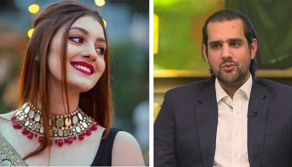 News of Shahbaz Taseer's Second Marriage to a Well-known Model is Circulating