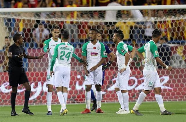 هل يعاقب الاتحاد المغربي اللاعبين لكسرهم قواعد الحجر الصحى ؟