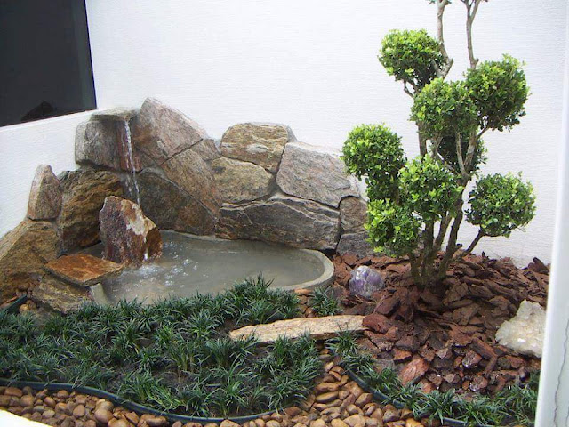 Koleksi Taman Minimalis - Blog Mas Hendra