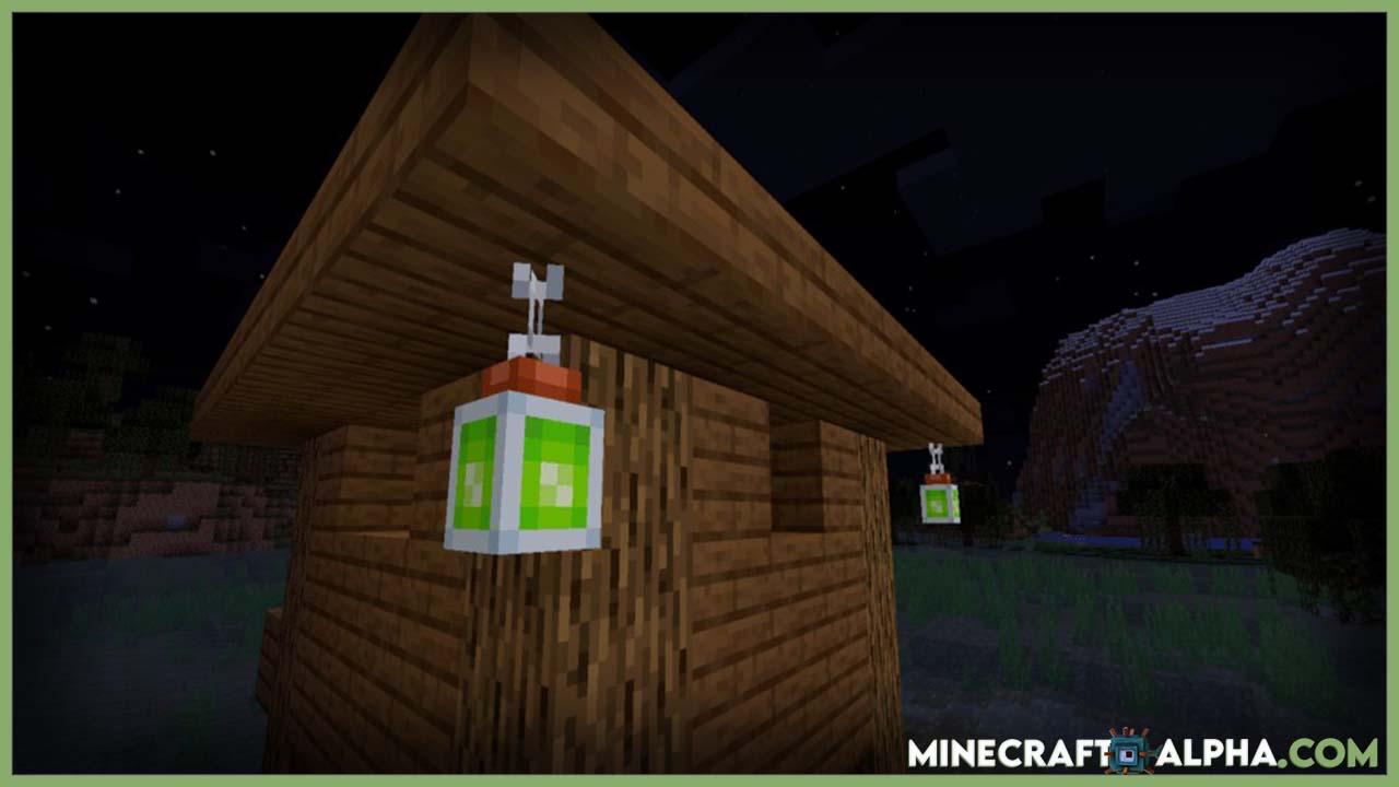 Minecraft Illuminations Mod 1.17.1/1.16.5 (Fireflies & Other Light Orbs)