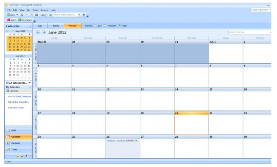 How to Import the Calendar From Excel to Outlook - Home of