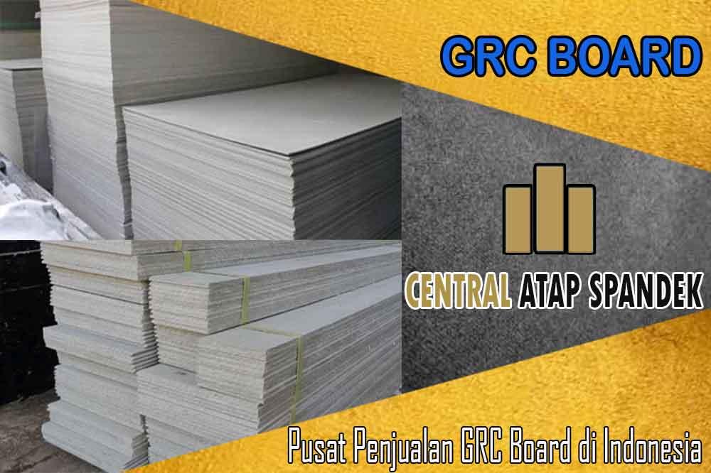 Jual Grc Board, Harga GRC Board, Daftar Harga GRC Board, Pabrik GRC Board
