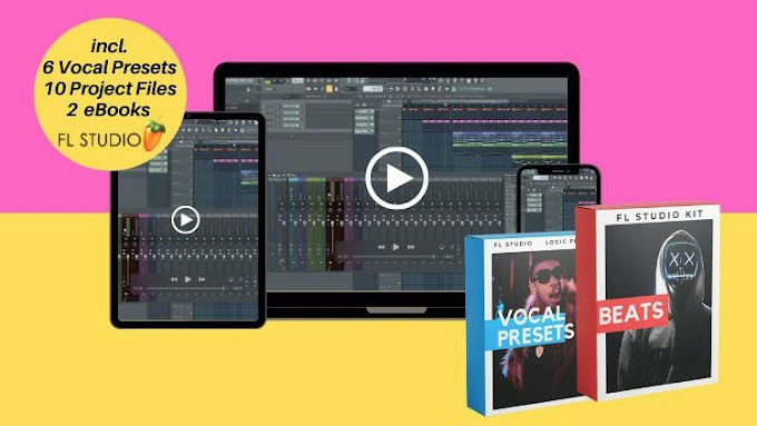 FL Studio Basics + Vocal Effect Presets + Projects & Samples [Free Online Course] - TechCracked