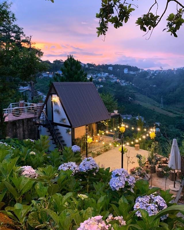 LengKeng Homestay - Ngôi Nhà Nhỏ Bên Thung Lũng Đà Lạt