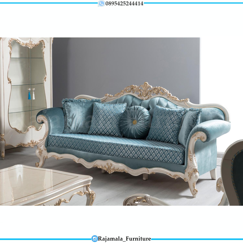 Set Sofa Tamu Mewah Ukir Jepara Luxury Carving Elegant RM-0137