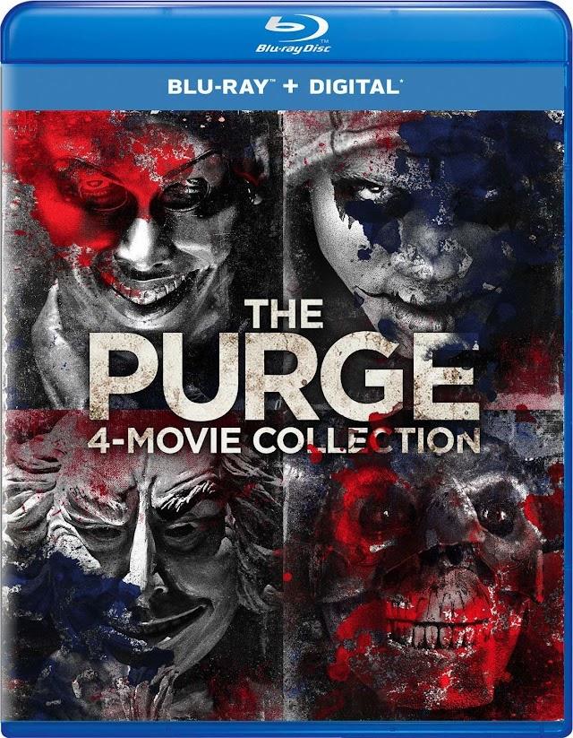 The Purge- Anarchy 2014 x264 720p Esub BluRay Dual Audio English Hindi GOPI SAHI