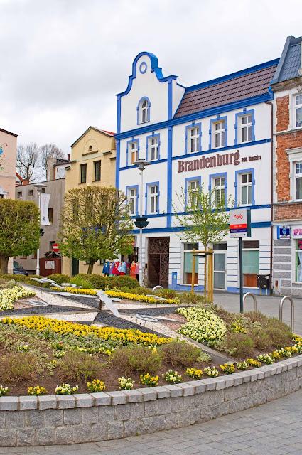 rynek Puck, ładne miasteczka nad morzem