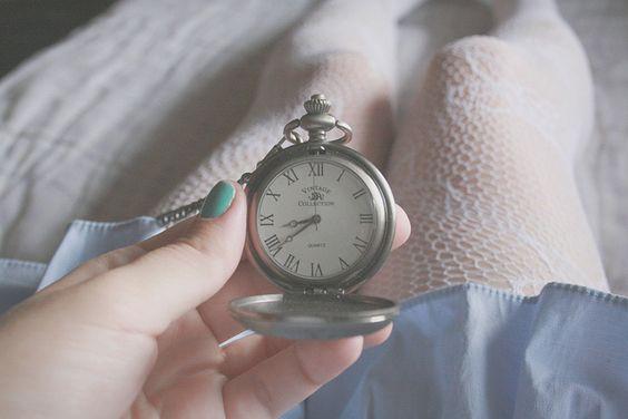 Entregue o seu tempo ao tempo de Deus