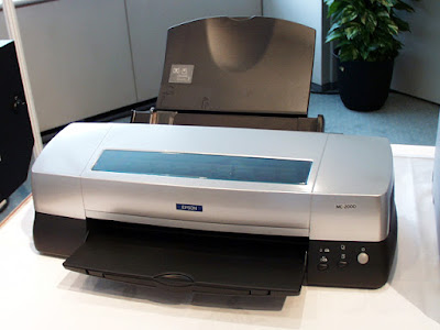 Epson Colorio MC-2000ドライバーダウンロード