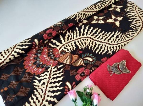 Bahan Batik Murah Untuk Membuat Baju