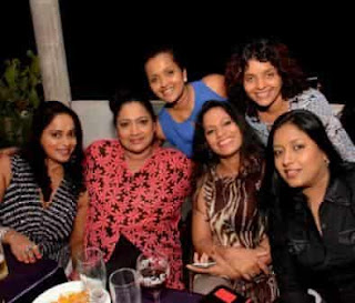 Chandrasena Walimuni birthday Party - Pix by Sheethan Gunawardena
