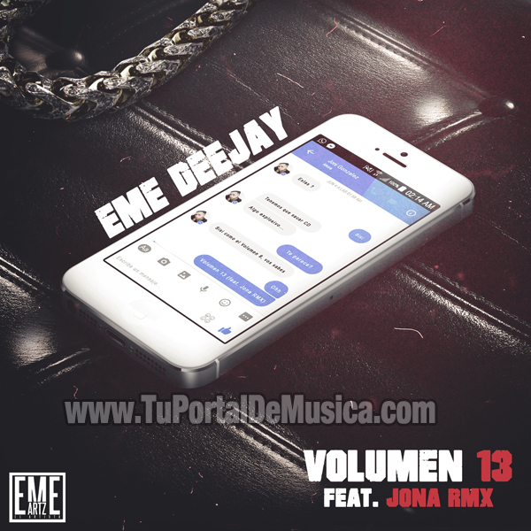 Eme DeeJay Ft. Jona RMX Volumen 13 (2016)