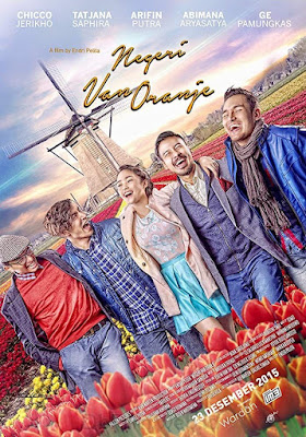 Sinopsis film Negeri Van Oranje (2015)