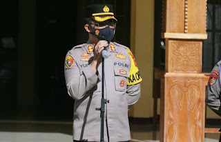 Pasca Bom Bunu Diri, Kapolres Torut Perintahkan Tingkatkan Patroli dan Kewaspadaan