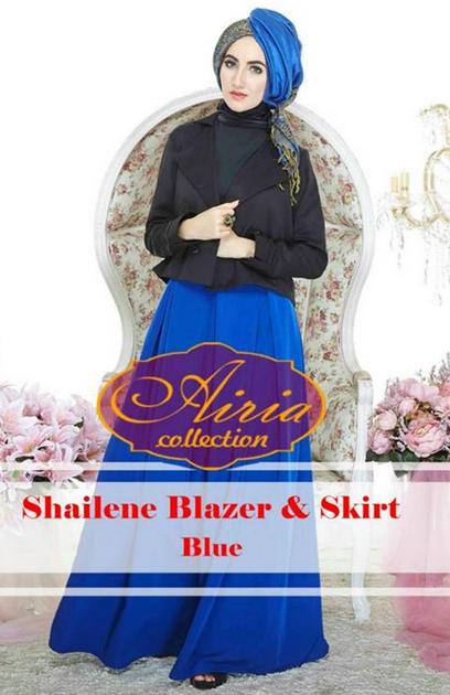Gambar Model Baju Muslim Modis untuk Perempuan