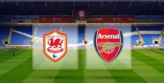 Арсенал – Кардифф Сити прямая трансляция онлайн 29/01 в 22:45 по МСК.
