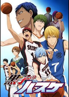 Download Kuroko no Basket Season 1 BD Subtitle Indonesia