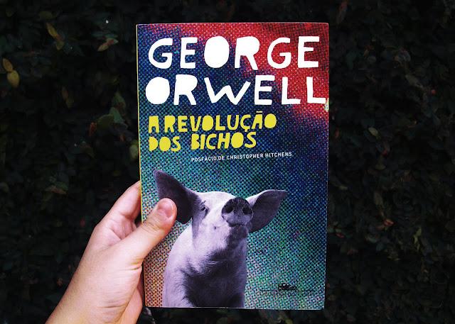 A Revolução dos Bichos, de George Orwell (#31)