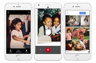 Eski Fotoğraflarınızı Dijitalleştiren Uygulama Photoscan