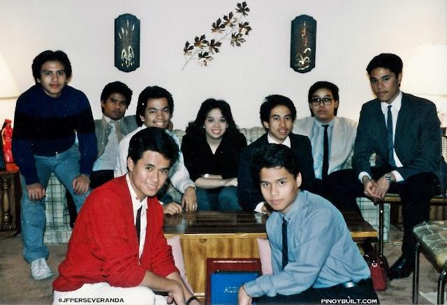 Hogan High School Class of 1985 First Reunion