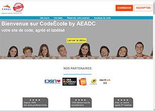 tests et cours de code sur CoeEcole