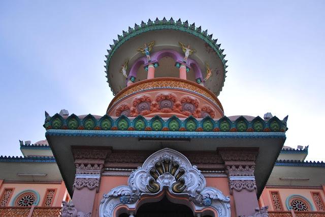 Tay An Temple - Chau Doc - An Giang