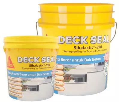 Sikalastic sika 590 Deck Seal