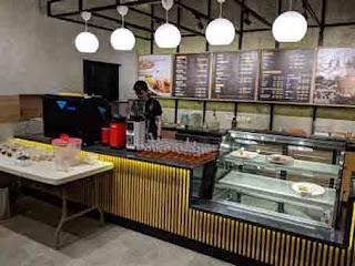 Lowongan Kerja Waitress dan Barista Cafe Daily Box
