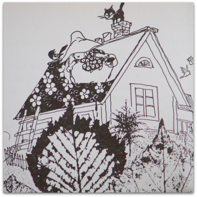 Tapahtui Pumpernikkelissä - Kuvitus Maija Karma