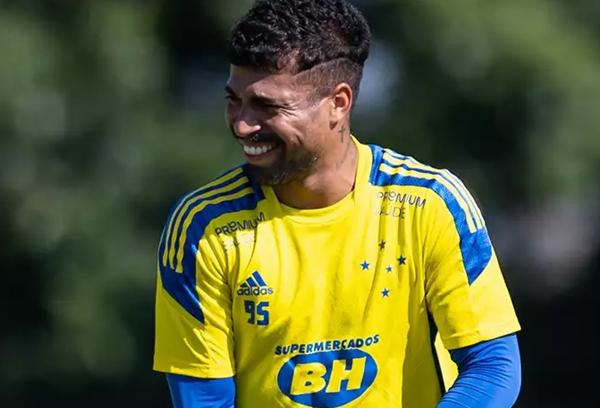 CSA confirma interesse em Marcinho do Cruzeiro