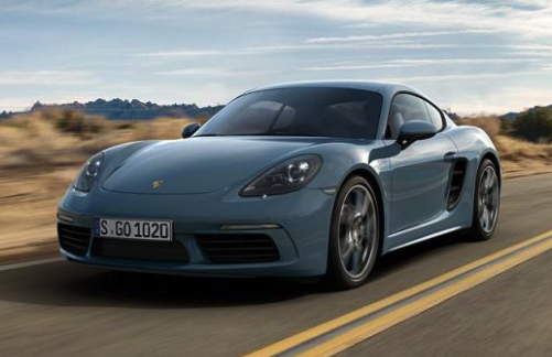 2017 Porsche 718 Cayman Manual Review