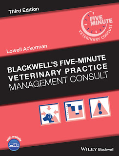 Blackwell's Five-Minute Veterinary Practice Management Consult 3nd Edition