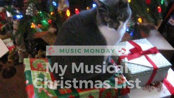 My Musical Christmas List