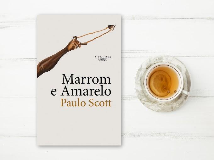 Marrom e Amarelo | Paulo Scott
