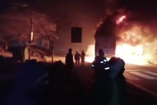fire-in-truck-4-children-dead