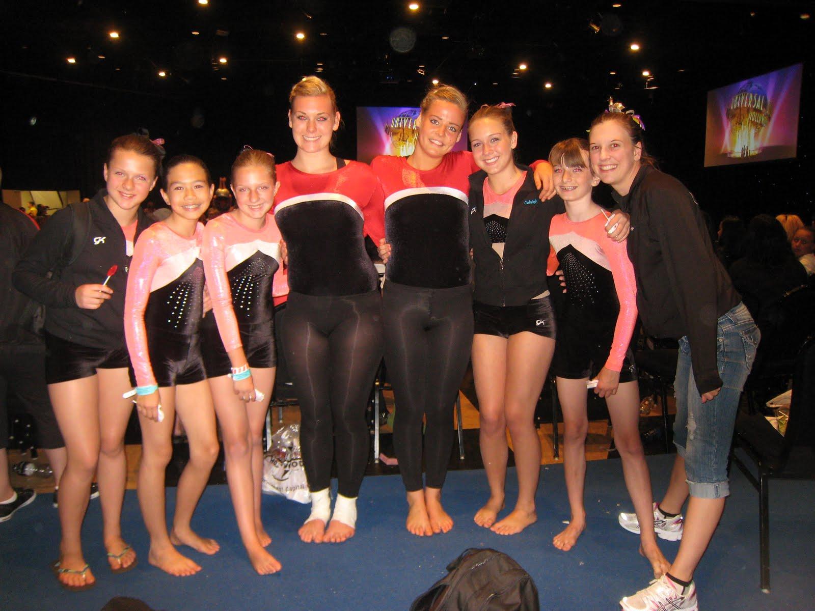 ueg live gymnastics meet