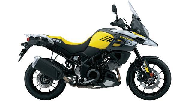 V-Strom 1000 ABS - Đánh giá và Thông số chi tiết
