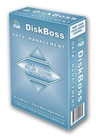 تحميل برنامج تنظيف وادارة القرص الصلب DiskBoss