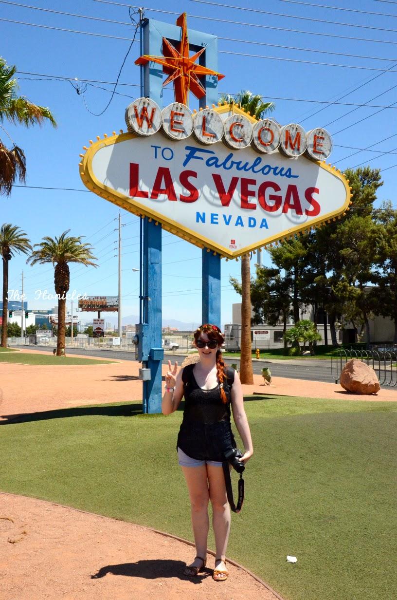 Deux jours dans le fabuleux Las Vegas