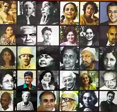 All Indian writer who contribute their work in Indian English literature