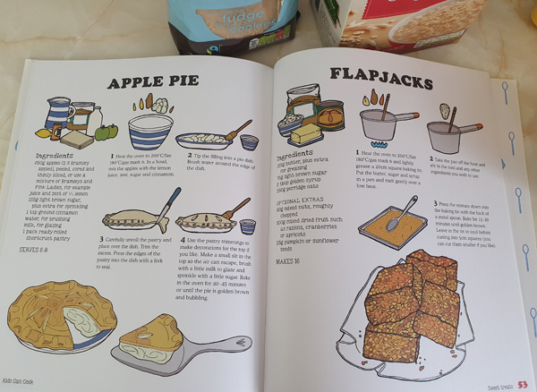 How to make flapjack