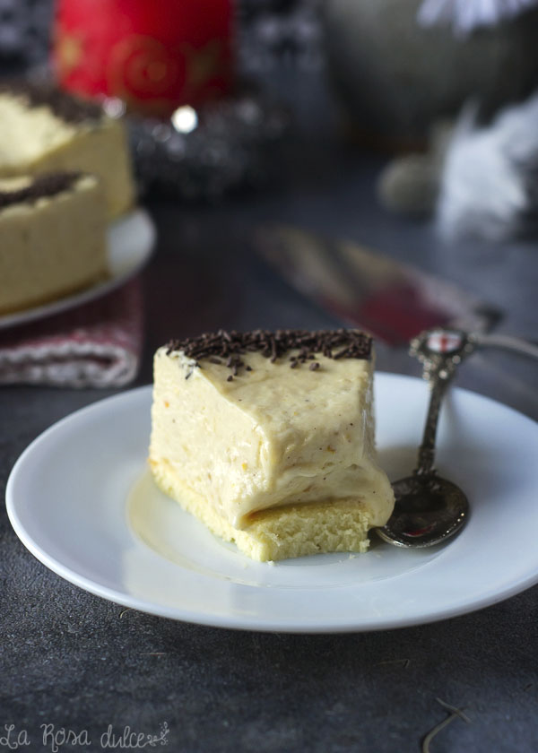 Tarta helada de polvorones #sinlactosa #monsiercuisineplus