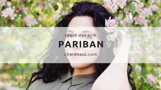 Chord PARIBAN | OST Pariban Idola Dari Tanah Jawa